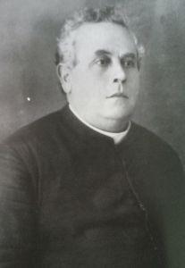 Don Giovanni Antelmi parroco dal 1919 al 1954